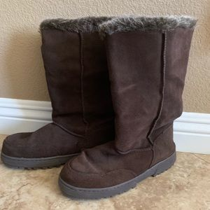 Rampage Fur Boots